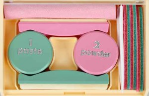 Basic Japanese manicure kit